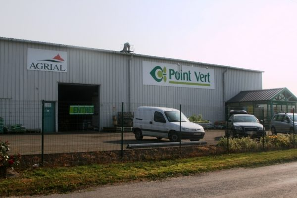 AGRIAL Pointvert